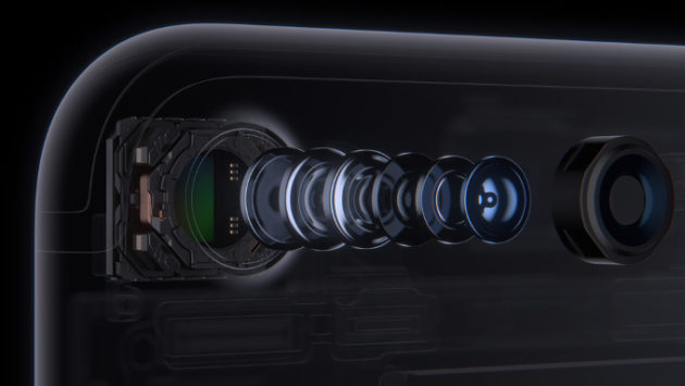 iPhone 7: al buio... è meglio!