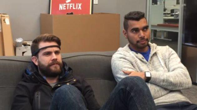 Mindflix è il nuovo telecomando a onde cerebrali di Netflix