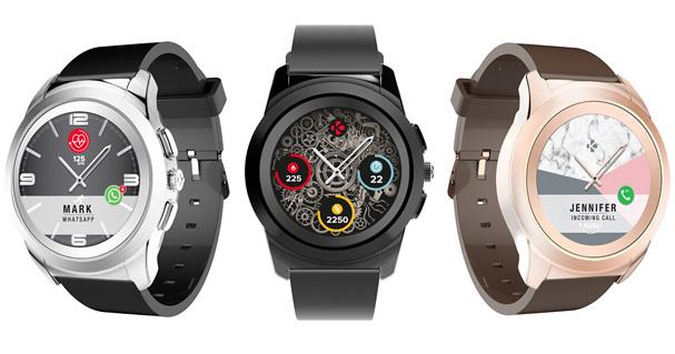 ZeTime, lo smartwatch ibrido che coniuga tradizione e tecnologia