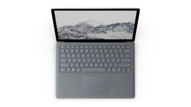 Surface Laptop: la portabilità targata Microsoft