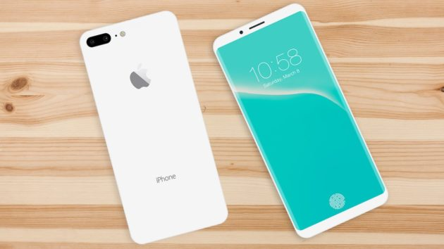 iPhone 8 potrebbe avere a bordo un display innovativo (per forma e per sostanza)