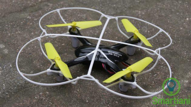 TB-802 Quadcopter - Recensione