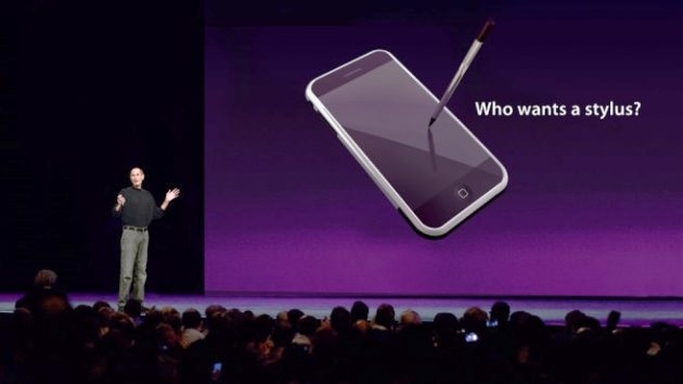iPhone avrà presto a disposizione una sua Apple Pencil?