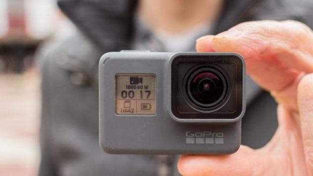 GoPro HERO6 fissa nuovi standard per la qualità delle immagini