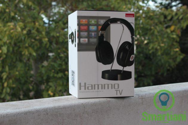 Noontec Hammo TV: la recensione delle cuffie wireless per la TV