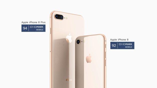 iPhone 8 ed 8 Plus: fotocamere al top secondo DXOmark