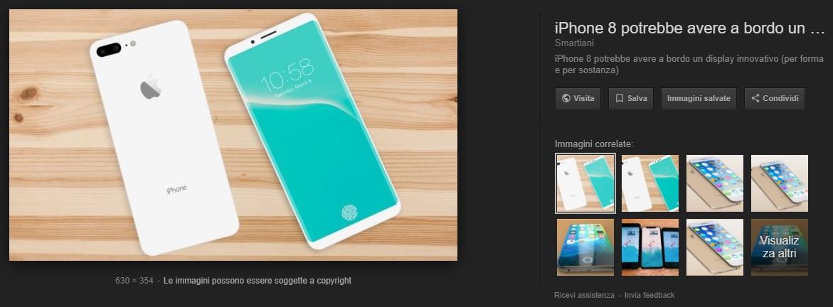 Google ha rimosso il pulsante ''vedi immagine'' (2)