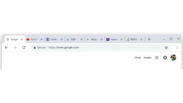 Google Chrome, nuova interfaccia grafica in Material Design