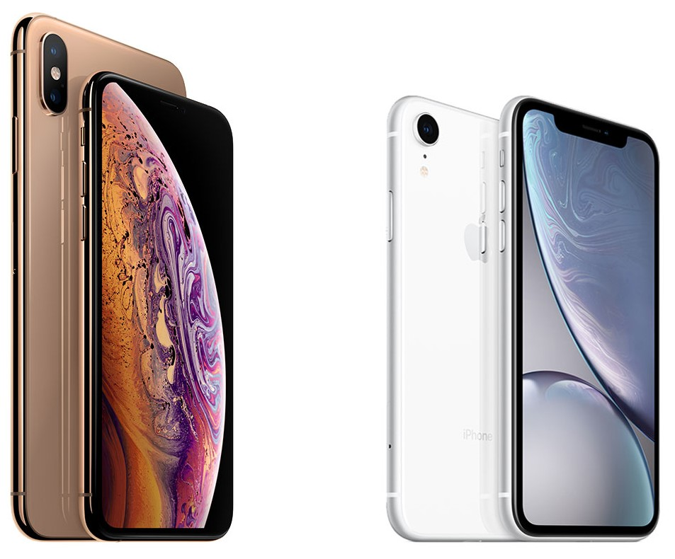 iPhone XS ed XS Max