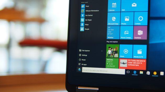 Windows 10 è installato su metà dei PC aziendali