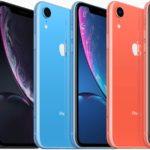 iPhone XR disponibile con prezzi fino a 1.059 euro