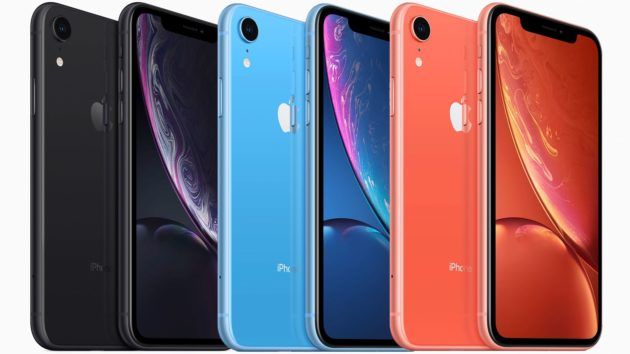 iPhone XR disponibile con prezzi fino a 1.059 euro