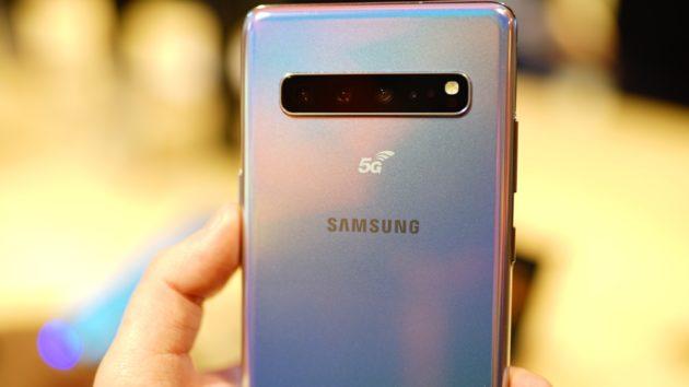 Smartphone 5G: supereranno i modelli 4G solo nel 2023