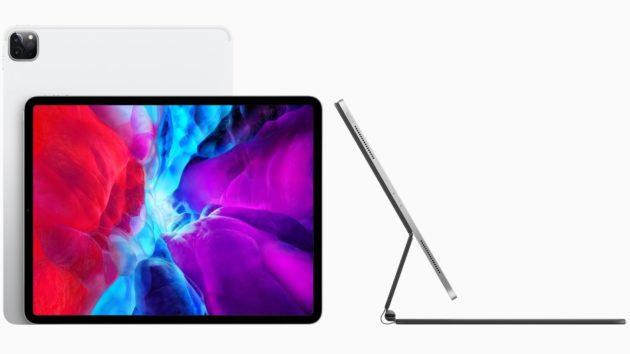 iPad Pro 2020: scanner LiDAR e supporto per i trackpad in iPadOS