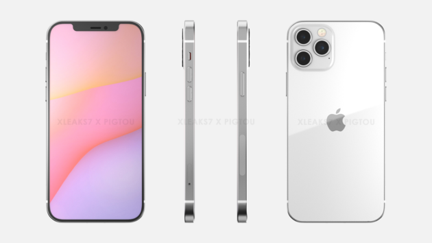 Apple iPhone 12 da 6.1 pollici, render e anticipazioni scheda tecnica