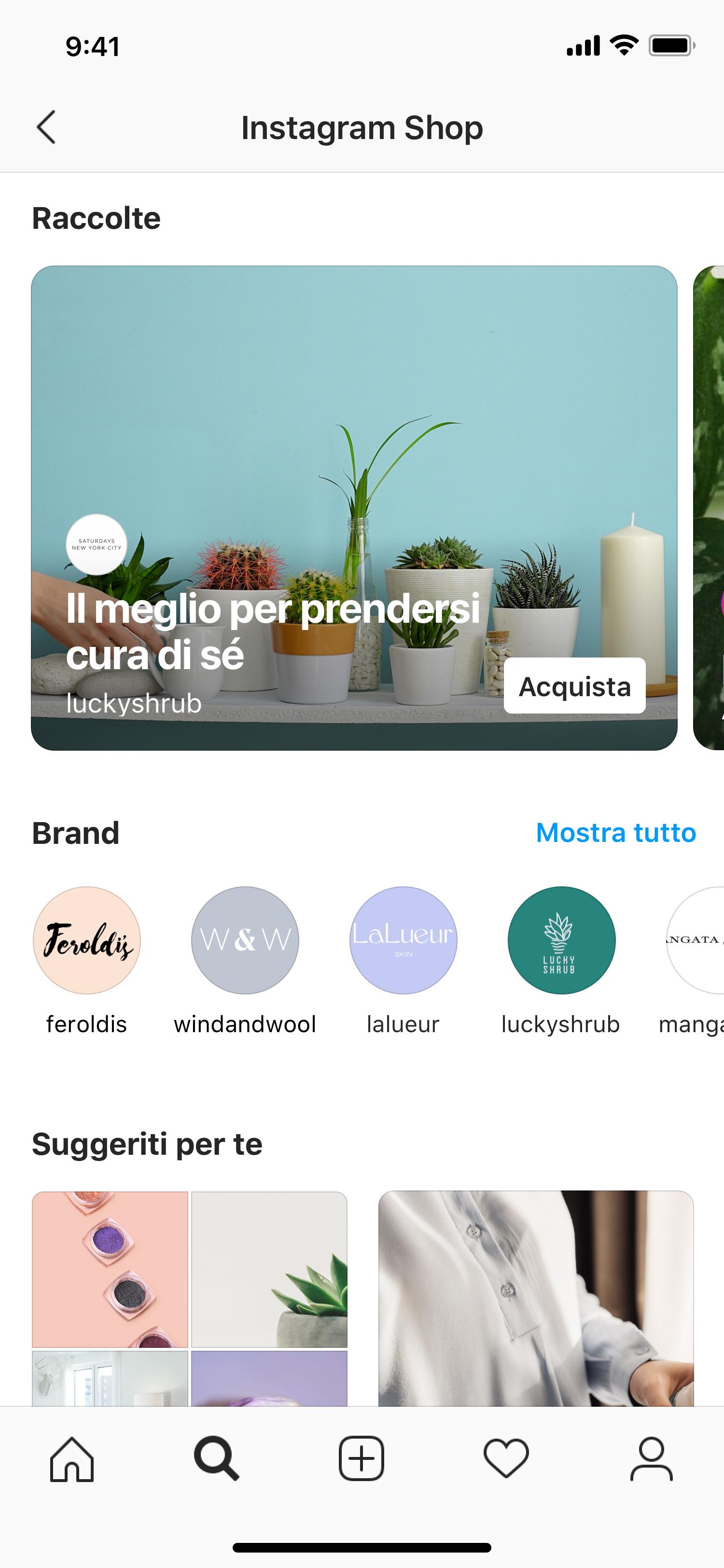 Instagram Shop è stato annunciato ufficialmente (2)