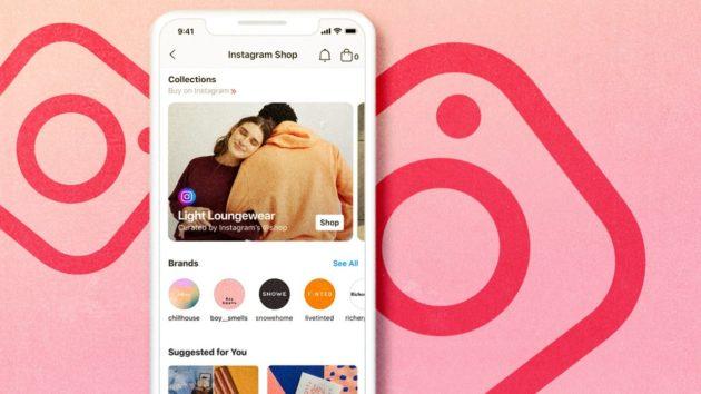 Instagram Shop è stato annunciato ufficialmente