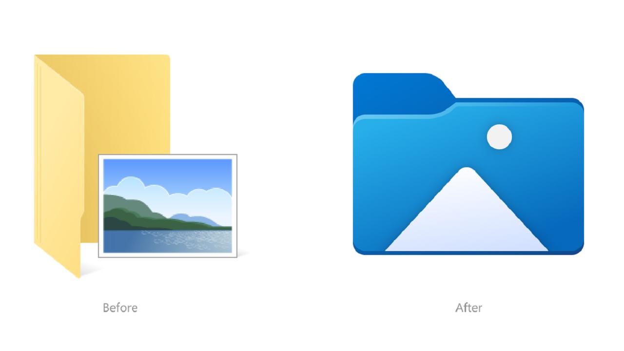 Windows 10, aggiornamento e nuove icone per Esplora risorse