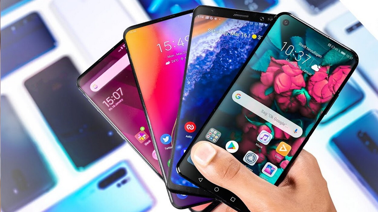 Smartphone: mercato in ripresa nel primo trimestre del 2021