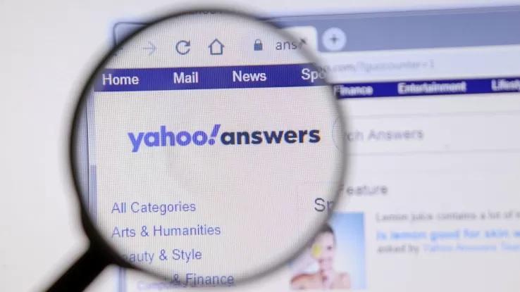 Yahoo Answer chiuderà i battenti dopo 16 anni